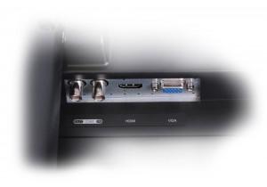 GV24 : Ecran iPURE 24'' Videosurveillance Protégé