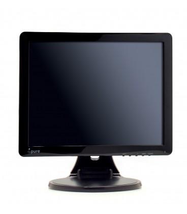 GV15 : Ecran iPURE 15'' Videosurveillance Protégé
