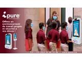 Borne Dynamique Gel - Ecole